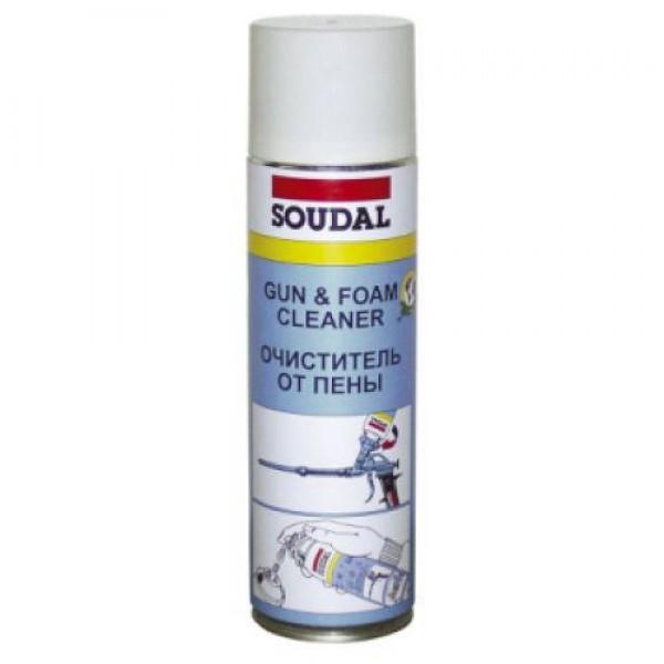 Купить Очиститель для пены Соудал 500мл в Уфе цена