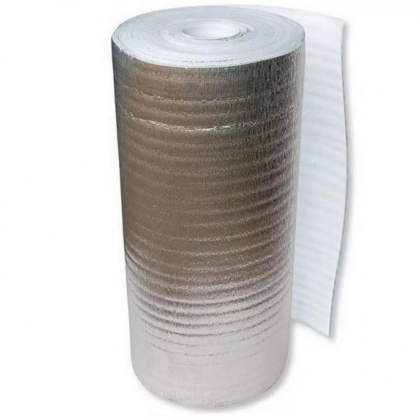 Купить Фольгаизолон НПЭ Стройизол (30/50 м2) 4 мм в Уфе цена