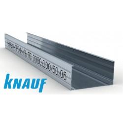 Профиль стоечный ПС Кнауф 100х50х0.6мм (3м)