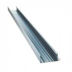 Профиль направляющий ПН 75х40х0.5мм (3м) 18шт/уп