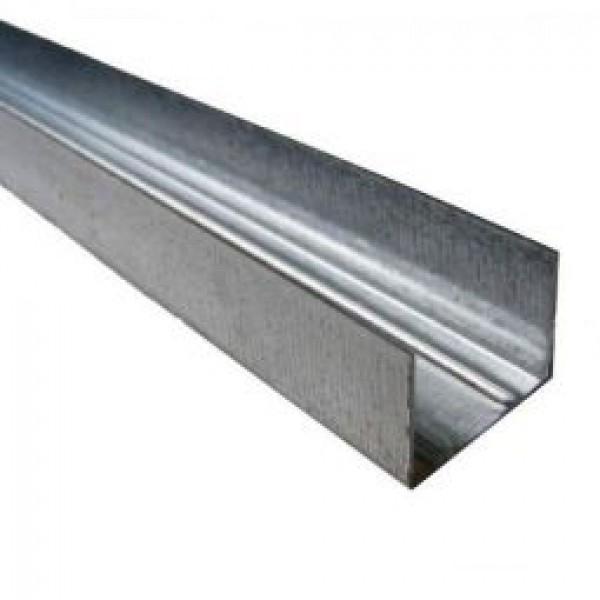 Купить Профиль потолочный направляющий ПНП 27х28х0.45 мм (3м) 18/уп в Уфе цена