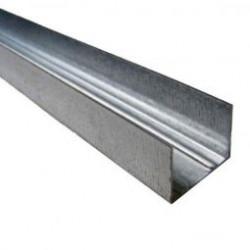 Профиль направляющий потолочный ПНП 27х28х0.6мм (3м) 20/уп