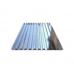 Профнастил С21- В (Стеновой)  (0.5 мм) Оцинкованный