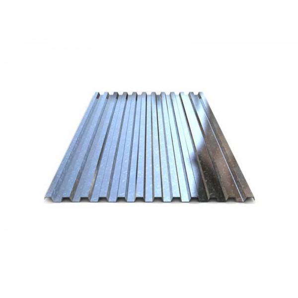 Купить Профнастил С21- В (Стеновой)  (0.5 мм) Оцинкованный в Уфе цена