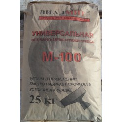 ПЦС М100 Плитомикс, 25 кг