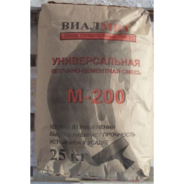 Купить ПЦС М200 Виалмит, 25 кг в Уфе цена