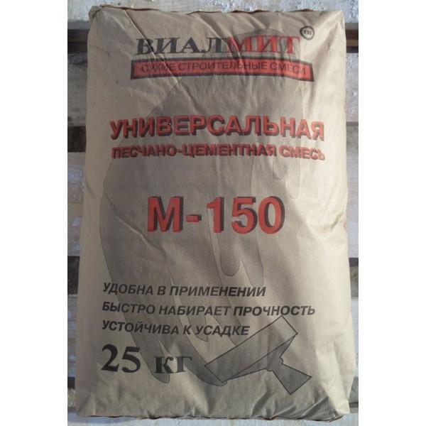 Купить ПЦС М150 Плитомикс, 25 кг в Уфе цена