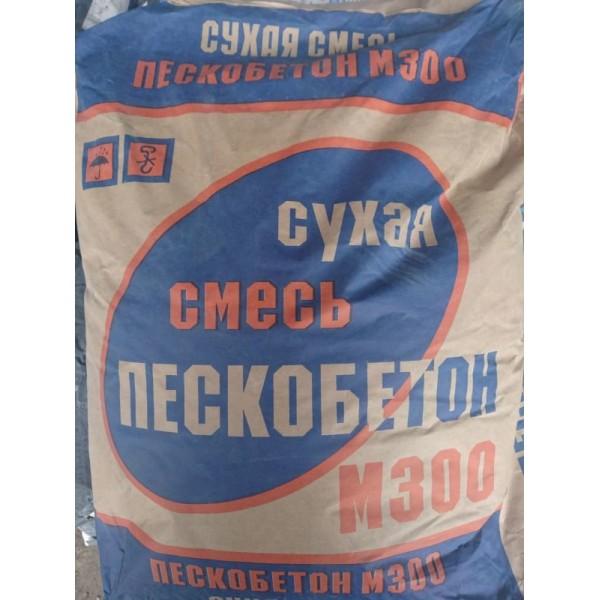 Купить Пескобетон М300, 25 кг Эконом в Уфе цена