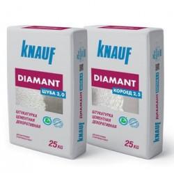 Штукатурка Кнауф Диамант цементная декоративная 25кг