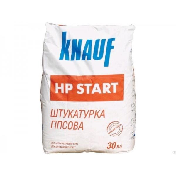 Купить Штукатурка Кнауф НР-СТАРТ гипсовая 25кг в Уфе цена