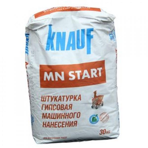 Купить Штукатурка Кнауф МН-СТАРТ гипсовая 30кг в Уфе цена