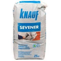 Штукатурка Кнауф Севенер цементная декоративная 25кг