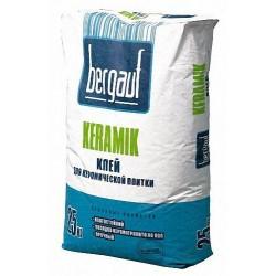 Клей плиточный Бергауф Keramik для керамической плитки 25кг