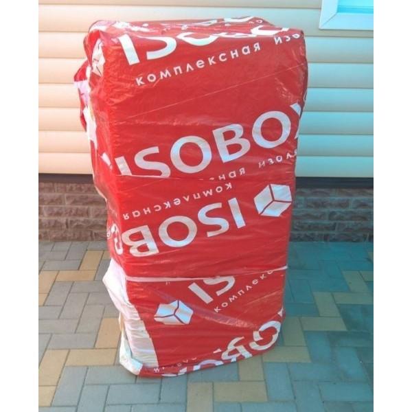 Купить Утеплитель Изобокс ФАС 110, 50х1200х600 мм (4.32 м2, 0.216 м3) 6 плит/уп в Уфе цена