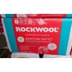 Купить Утеплитель Роквул Акустик Баттс 45 50х600х1000мм (6м2, 0.3м3) 10 плит/уп в Уфе цена