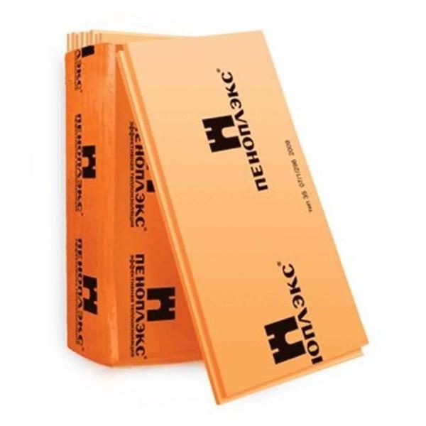 Купить Пеноплекс 40 мм, Комфорт 1185*585мм (6.2390 м2, 0.2493 м3) 9 шт/уп в Уфе цена