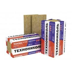 Утеплитель Технониколь Технофас 135, 50х600х1200мм, (4.32 м2, 0.216 м3) 6 плит/уп