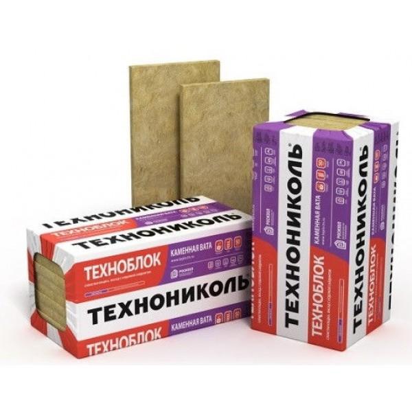 Купить Утеплитель Технониколь Техноблок Стандарт 45, 100х600х1200мм (4.32 м2, 0.432 м3) 6 плит/уп в Уфе цена