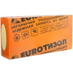 Утеплитель Тизол ЕВРО ЛАЙТ- 40, 100х600х1000мм (4.8 м2, 0.48 м3) 8 плит/уп