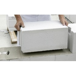 Клей для ячеистых блоков