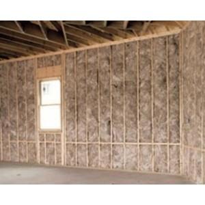 Звуко-теплоизоляция стен