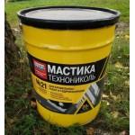 Купить Мастика битумно-полимерная кровельная ТС-ТН №21 20 кг в Уфе цена