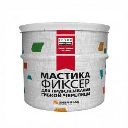 Мастика Фиксер для гибкой черепицы № 23 (3,6кг)