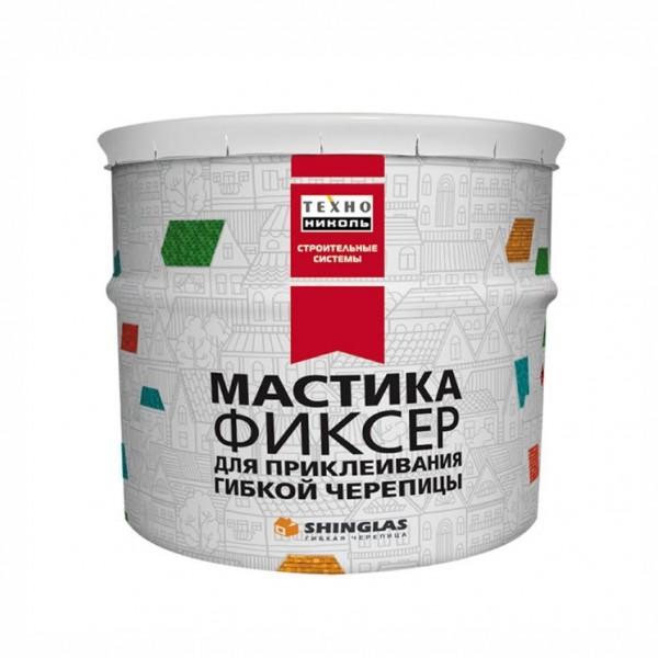 Купить Мастика Фиксер для гибкой черепицы № 23 (3,6кг) в Уфе цена